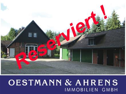 Ländliches Anwesen in Stuhr-Siek.