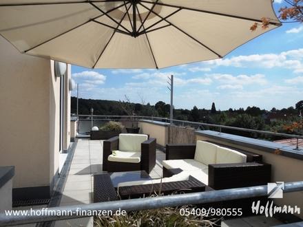 Penthouse mit grandioser Aussicht & Sonnendachterrasse
