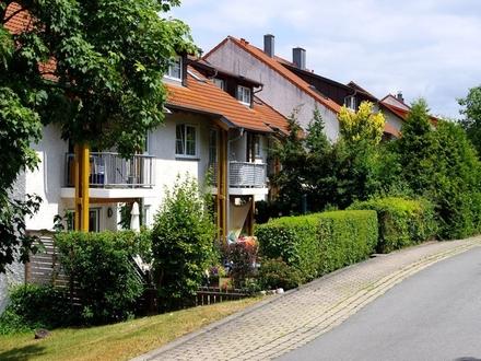 +++RESERVIERT+++Bevorzugte Wohnlage! 3-Zimmer-Wohnung mit Terrasse, kleinem Garten und Stellplatz