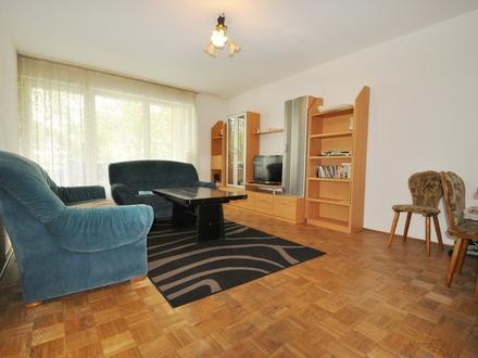 Vermietete 3-Zimmerwohnung mit Balkon und Kfz-Stellplatz nahe Finanzamt