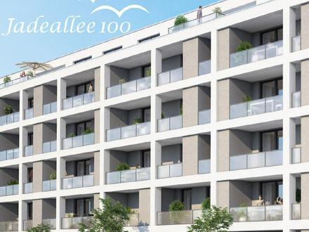 Schöne Aussicht! Neubau-Eigentumswohnung mit fantastischem Blick in Wilhelmshaven!