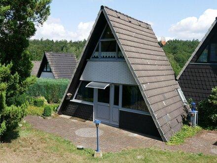 Nurdachhaus - mitten im Ferienpark!