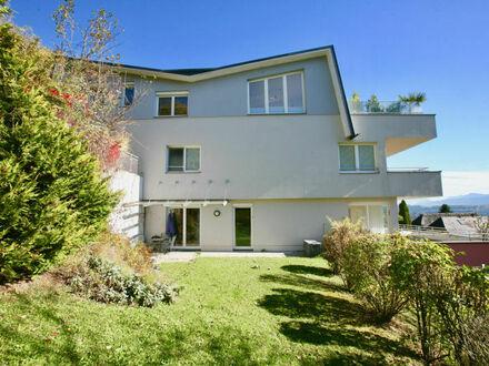 Velden am Wörthersee - Göriach: Entzückende 45 m² Gartenwohnung in exklusiver Immobilie