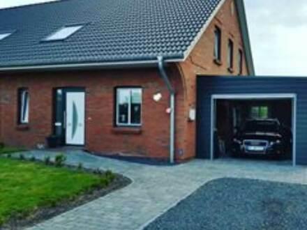 5 Zimmer Doppelhaushälfte 150 m² in Süderlügum