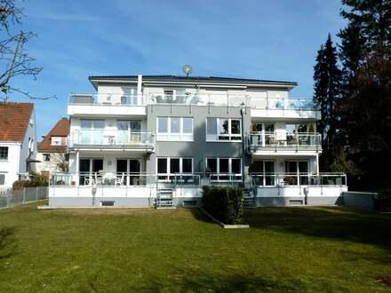 Vermietung einer exklusiven Wohnung im Penthousestil