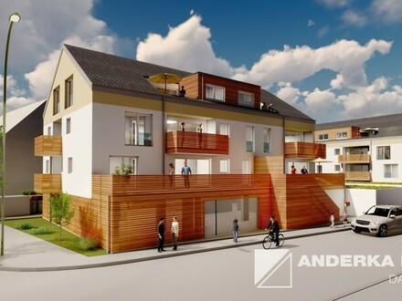 SÜDHERZ-Sontheim. sonnige Obergeschoss Wohnung mit Balkon