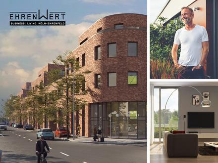 EhrenWert ist sehenswert? Neue 2-Zimmer-Eigentumswohnung in Ehrenfeld.