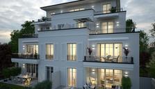 Wohnen in der Villa Konrad