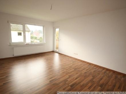 Modernisierte 3-Zimmer-Wohnung mit Loggia in Bad Zwischenahn-Ofen
