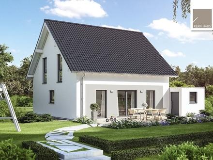 Relaxen im eigenen Garten! (KfW-Effizienzhaus 55)