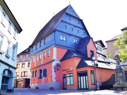 Stilvolles Ensemble in der Altstadt: Gönnen Sie sich das schönste Haus Amorbachs!