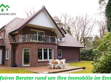 Anwesen in landschaftlicher Idylle unweit von Meppen