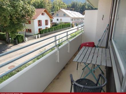 Füssen: Gut vermietetes 1 Zimmer-Appartement - nur für Kapitalanleger!