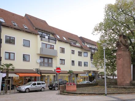 Großzügige 3-Zimmer-Wohnung in direkter Stadtlage sucht neuen Eigentümer!