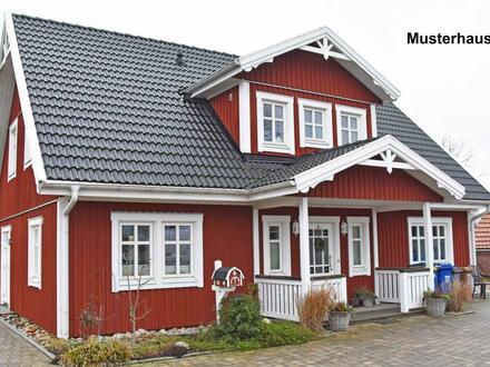 Neubau Schwedenhaus mit rd. 170 m² Wohnfläche in zentrumsnaher Lage von Aurich