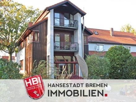 Oberneuland / Großzügige Doppelhaushälfte auf weitläufigem Grundstück