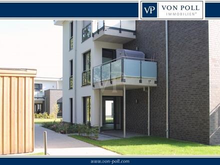 Seniorengerechte Wohnung mit Service-Leistungen im beliebten Metjendorf
