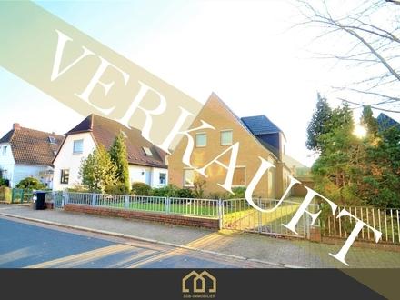 Verkauft: Werdersee / Freistehendes Einfamilienhaus mit großem Südgarten und Garage in bester Lage