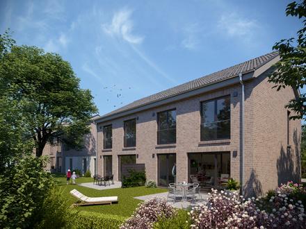 Neubau DHH jetzt ab 299.500 € mit großer Ausbaureserve in begehrter Lage in Osterholz!