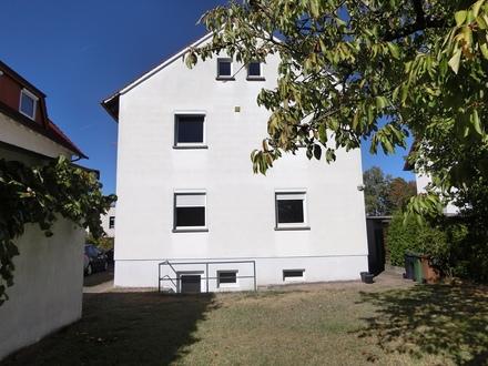 Helle, ruhige 3-Zimmer-Wohnung in zentraler Lage in Hallstadt