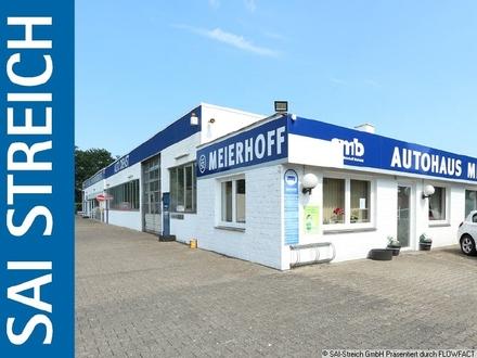 Lager/Produktion/Werkstatt samt Wohnhaus in Bielefeld!