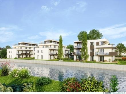 ALTMAXGLAN | Überragende Penthouse-Wohnung direkt am Glanufer