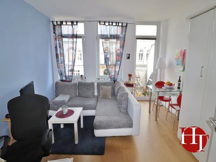 Zentrales Apartment mit Balkon Am Dobben!