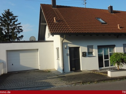 * Einfamilienhaus mit Einliegerwohnung und Fernblick in Herbrechtingen *