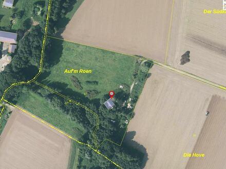 Landwirtschaftliche Fläche in Lage