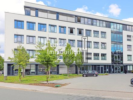 Campus Dampfbäckerei | moderner Büroneubau mit viel Glas & Terrassen | PROVISIONSFREI