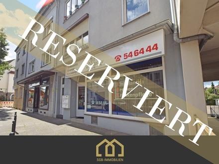 Reserviert: Woltmershausen / Ruhige 2-Zimmer-Wohnung mit großer Süd-Loggia