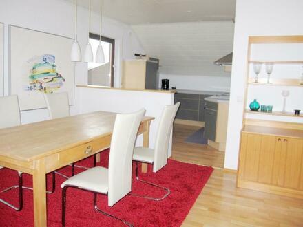 SUPER 2 Zimmer Nichtraucher- Singlewohnung in Speyer - komplett modern möbliert