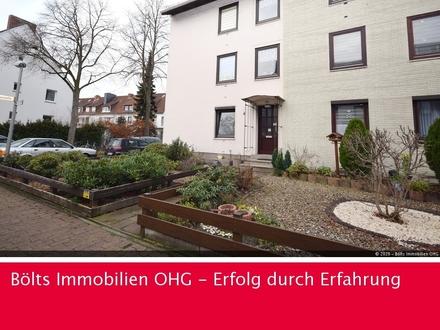 Ruhig gelegene, renovierte Wohnung Nähe Wartburgplatz/Utbremen