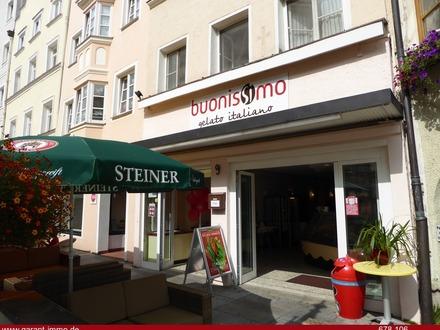 Renditestarkes Wohn-und Geschäftshaus in Trostberg!