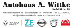 Autohaus A. Wittke GmbH & Co. KG