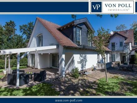 Modernes Ein- bis Zweifamilienhaus mit vielen Optionen - mit 360° Rundgang