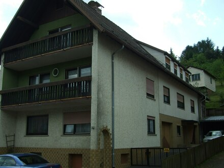 Einfamilienhaus mit Einliegerwohnung und großem Grundstück