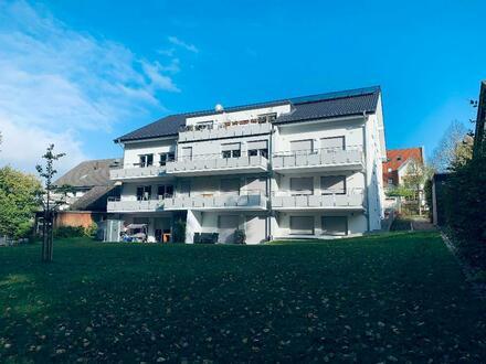 Schöne Zweizimmerwohnung am Klinikum mit großzügigem Balkon