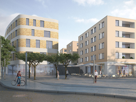 Böblingen »City Quartier«: Moderne Ladenfläche