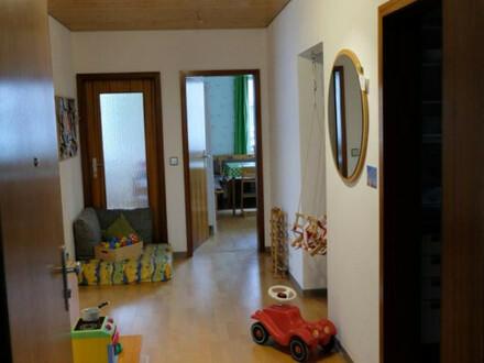 Schöne, familienfreundliche 4-Zimmer-Wohnung