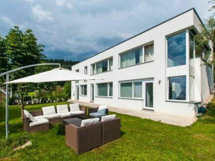 Wolfsberg - St. Margarethen: Modernes Wohnhaus mit Einliegerwohnung