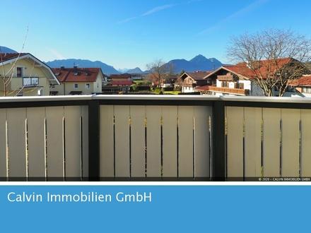 2-Zi-Dachterrassenwohnung mit Aussicht am Stadtrand von Salzburg!