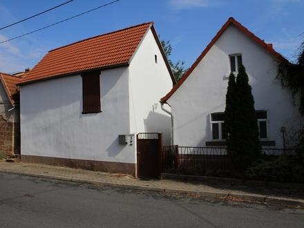 Vier-Seit-Hof / Bauernhaus in Liederstädt