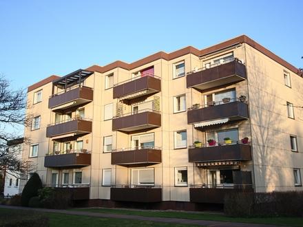 Solide Kapitalanlage in BI-Heepen mit Balkon + Garage!