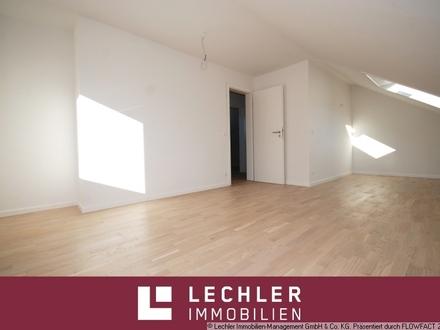 Sanierte 2-Zimmer-Wohnung in Geradstetten