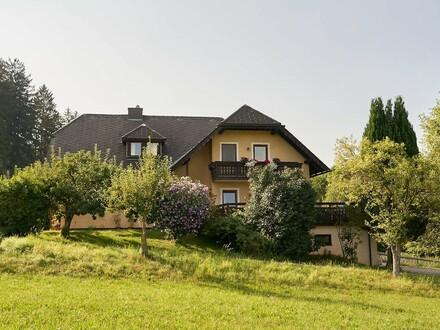 Sonnige, 48m2 Wohnung Nähe Pilsbach, große Terrasse, ruhige Lage, inmitten Natur