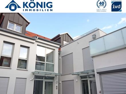 Erstbezug für 4.850 €/ m² 2-Zimmer-Wohnung mit großer Dachterrasse -Ideal für eine Einzelperson-