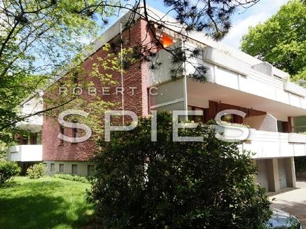 4 Zimmer mit tollem Balkon in rückwärtiger Wohnlage