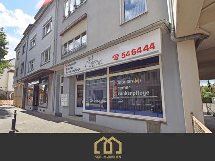 Woltmershausen / Ruhige 2-Zimmer-Wohnung mit großer Süd-Loggia