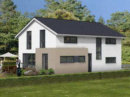 Modernes Neubau-Einfamilienhaus!